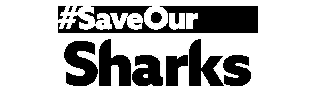 Saveoursharks Logo